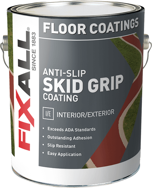Skid Grip Anti Slip Coating Fixall Paint