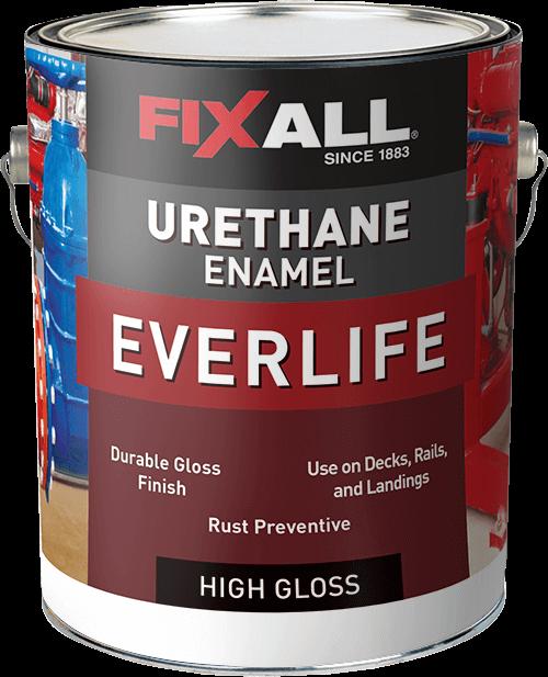 Everlife Urethane Enamel Fixall Paint
